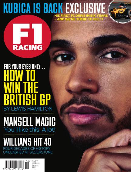 GP Racing July 06, 2017 00:00