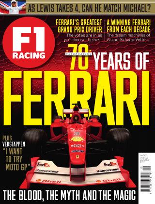 F1 Racing December 2017