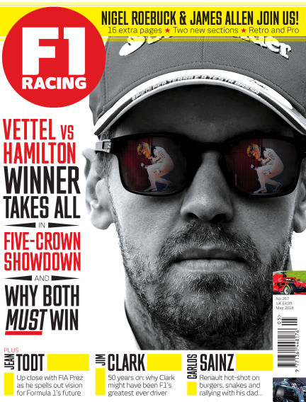 F1 Racing April 13, 2018 00:00