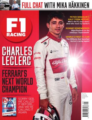 F1 Racing September 2018