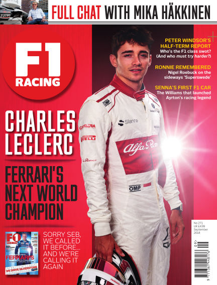 F1 Racing August 17, 2018 00:00
