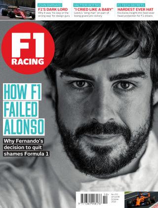 F1 Racing October 2018