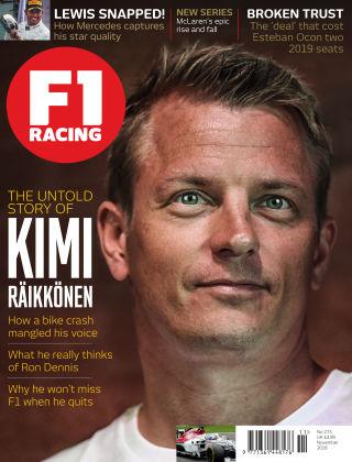 F1 Racing November 2018