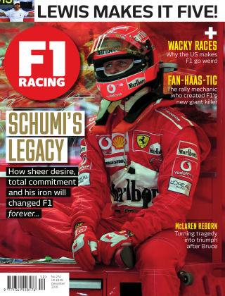 F1 Racing December 2018
