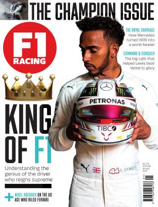 F1 Racing January 2019