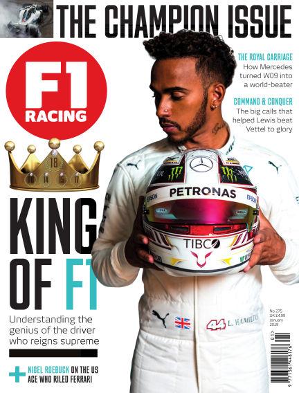 F1 Racing December 21, 2018 00:00