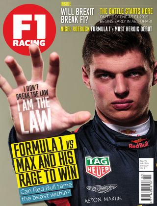 F1 Racing February 2019