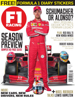 F1 Racing March 2019