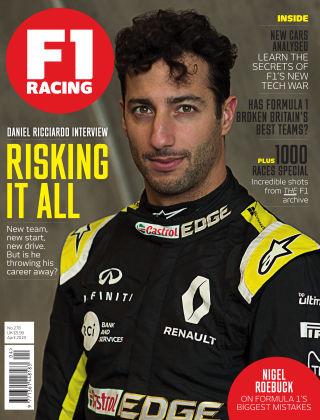 F1 Racing April 2019