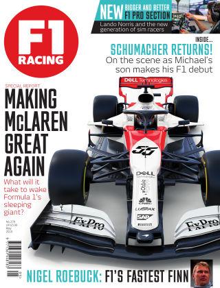F1 Racing May 2019