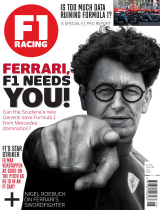F1 Racing June 2019