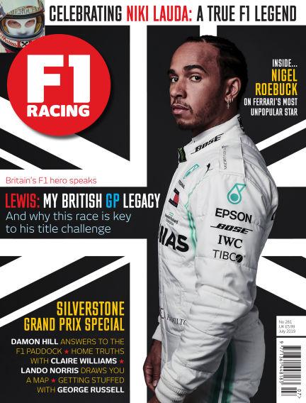 F1 Racing July 04, 2019 00:00