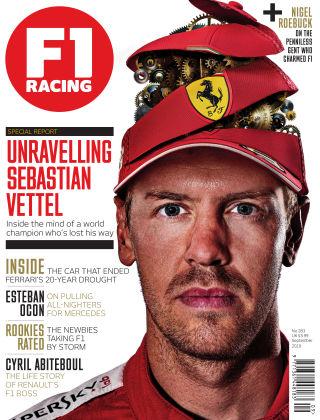 F1 Racing September 2019