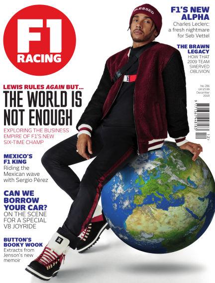 F1 Racing November 21, 2019 00:00