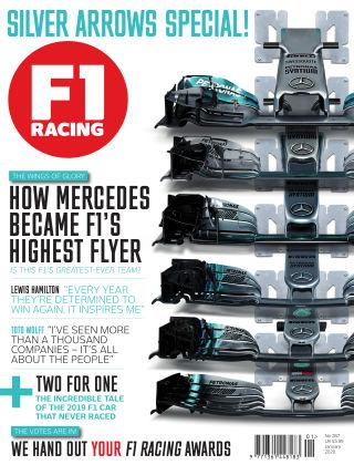 F1 Racing January 2020