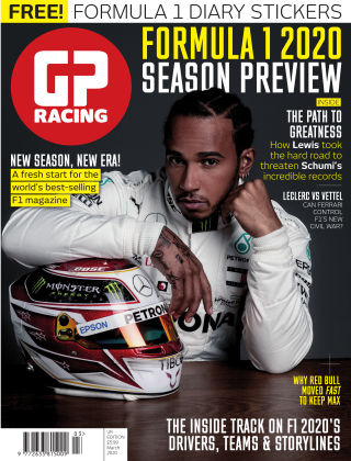 GP Racing March 2020