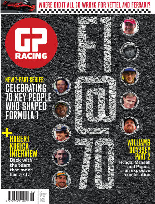 GP Racing June 2020