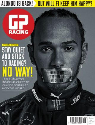 GP Racing August 2020