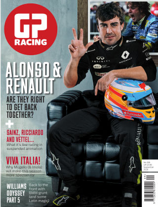 GP Racing September 2020