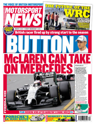 Motorsport News 19th March 2014