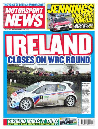 Motorsport News 24th June 2015