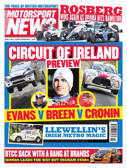 Motorsport News April 06, 2016 00:00