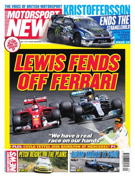 Motorsport News May 17, 2017 00:00