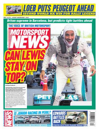 Motorsport News 16th May 2018