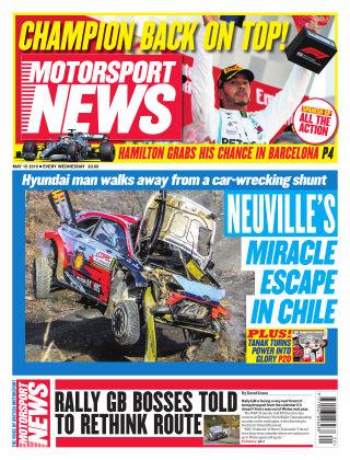 Motorsport News 15th May 2019