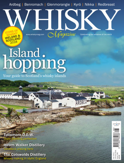 Whisky Magazine January 01, 2018 00:00