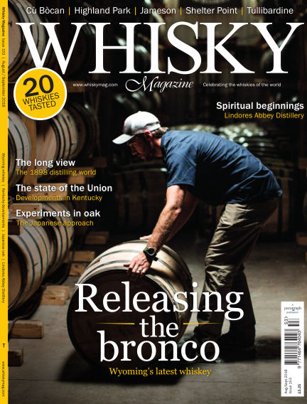 Whisky Magazine July 13, 2018 00:00