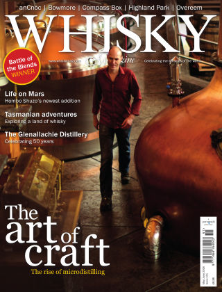 Whisky Magazine May - June 2018