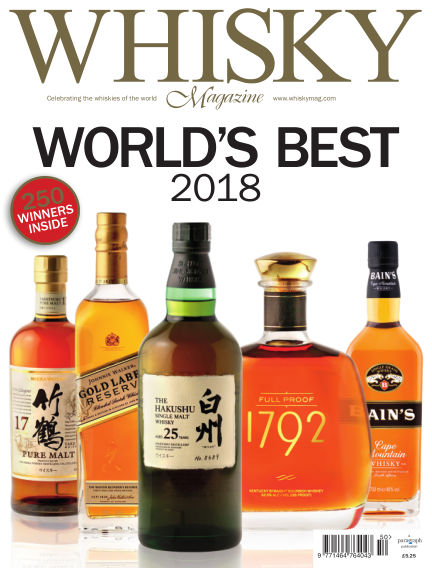 Whisky Magazine March 23, 2018 00:00