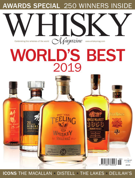 Whisky Magazine March 29, 2019 00:00