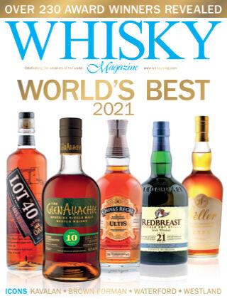 Whisky Magazine April 2021