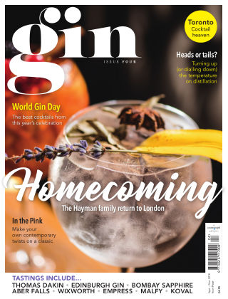 Gin Magazine Sept-Nov 2018