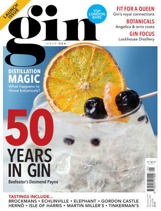Gin Magazine Dec - Feb 2018