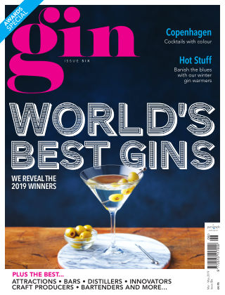 Gin Magazine Mar May 2019