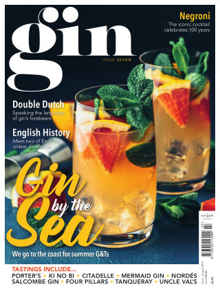 Gin Magazine Jun Aug 2019