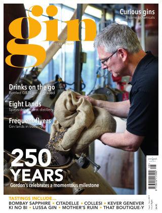 Gin Magazine Sept Nov