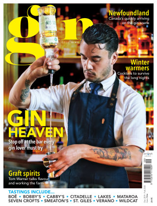 Gin Magazine Dec 2019 - Feb 2020
