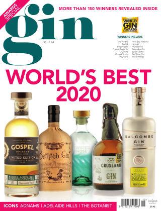 Gin Magazine Mar-May 2020