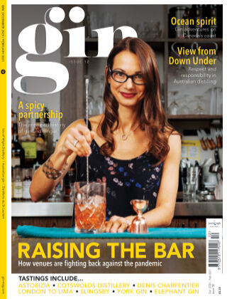 Gin Magazine Dec - Feb 2021