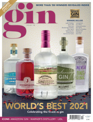 Gin Magazine March-May