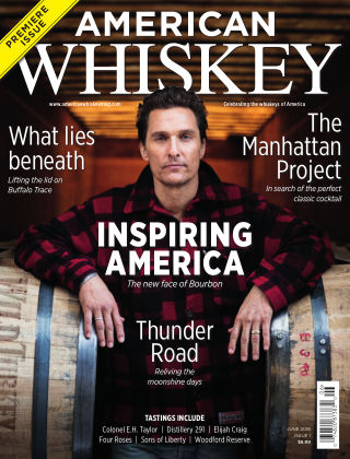 American Whiskey Magazine June 2018