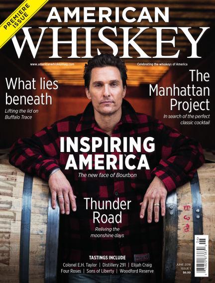 American Whiskey Magazine May 22, 2018 00:00