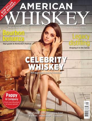 American Whiskey Magazine Sept 2018