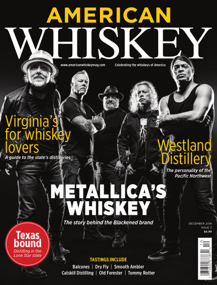 American Whiskey Magazine November 13, 2018 00:00