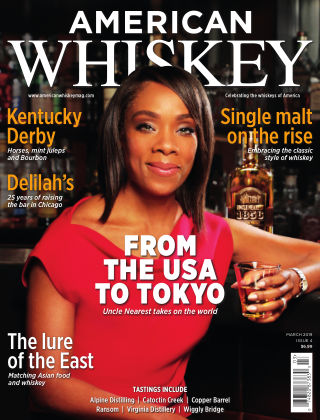 American Whiskey Magazine Feb 2019