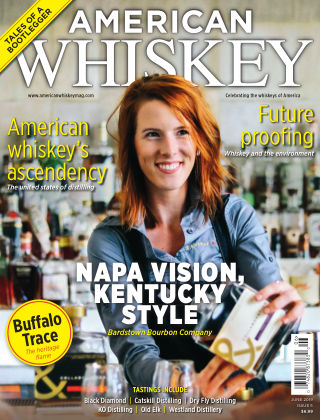 American Whiskey Magazine April 2019